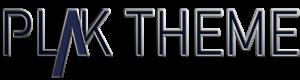 Plak theme logo