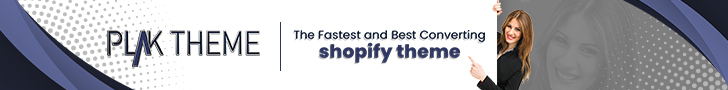 Plak Shopify Theme Affiliate Program Helps You Earning 50% commission Per Sale