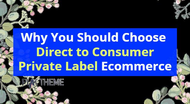 private label ecommerce